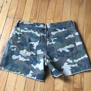 GAP Shorts - Gap camo shorts NWOT
